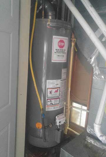 Water Heater Replacement Paeonian Springs VA